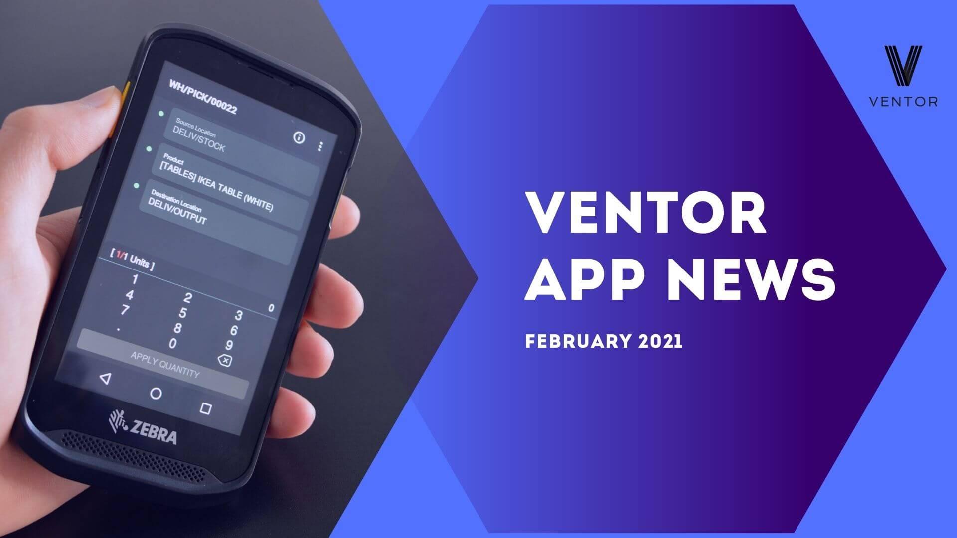 Ventor News. February 2021